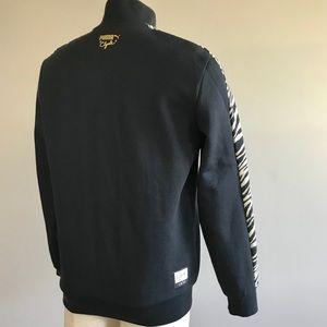 d4b34ee478f5 Puma Jackets   Coats - Puma mens Clyde winter rolls track jacket black M